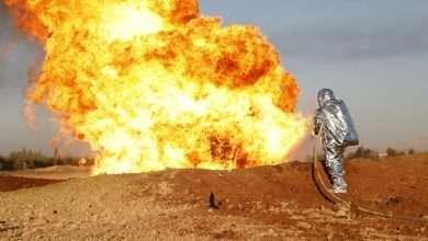 تنظيم إرهابي يعلن تبنيه تفجير خط الغاز في سوريا, صحيفة عربية -بروفايل نيوز