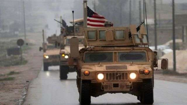Iran sends a message to US and Turkish forces in Syria, Arabic newspaper -Profile News