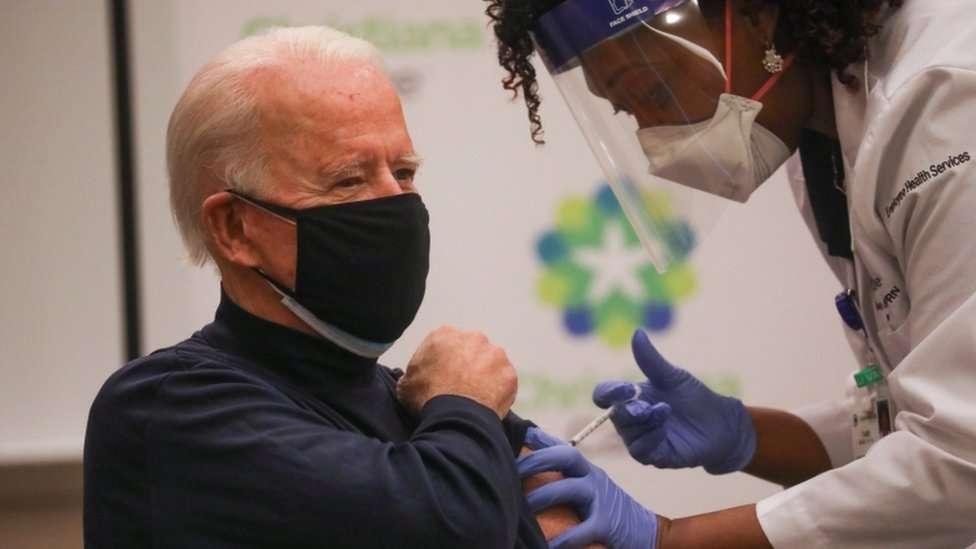 بايدن يقرر تلقي جرعة ثالثة من اللقاح, صحيفة عربية -بروفايل نيوز