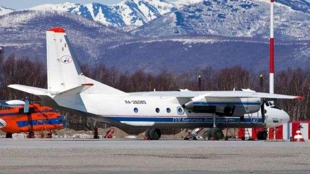 حادث تحطم طائرة ركاب في سيبيريا, صحيفة عربية -بروفايل نيوز
