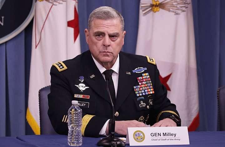 """US Chief of Staff: """"Taliban"""" is a terrorist organization, Arabic newspaper -Profile News"""