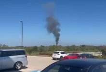 Military plane crashes in Texas, pilots survive, Arabic newspaper -Profile News