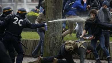 Violent clashes in French cities, Arabic newspaper -Profile News