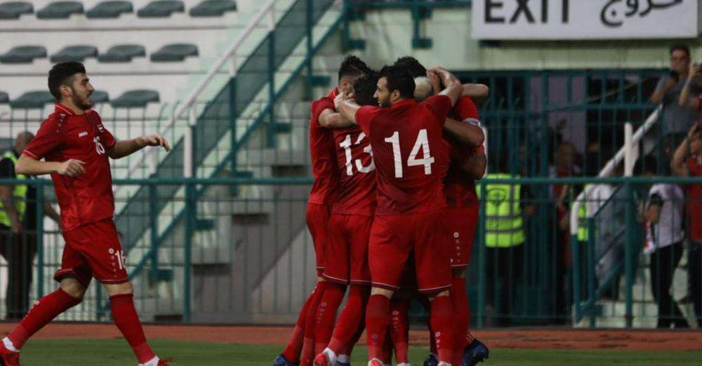 Al-Bahr saves the Syrian national team from a humiliating loss, Arabic newspaper -Profile News