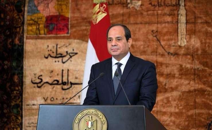 الرئيس المصري يهنئ الرئيس الإسرائيلي, صحيفة عربية -بروفايل نيوز
