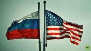Russian-American political dispute, what is the reason?, Arabic newspaper -Profile News