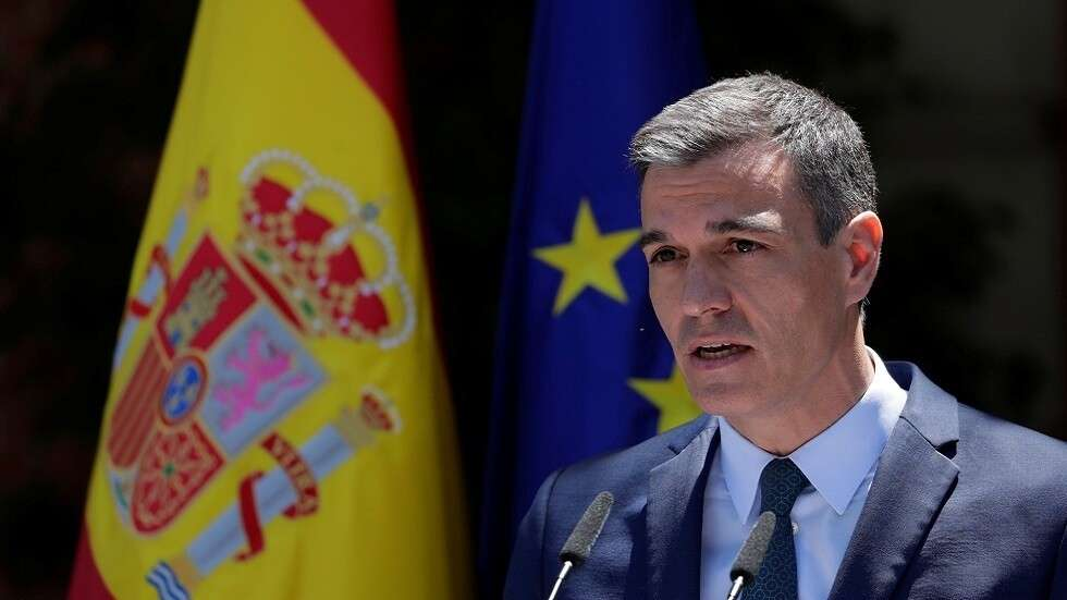 For this reason, the Prime Minister of Spain cancels his visit to the United States, Arabic newspaper -Profile News