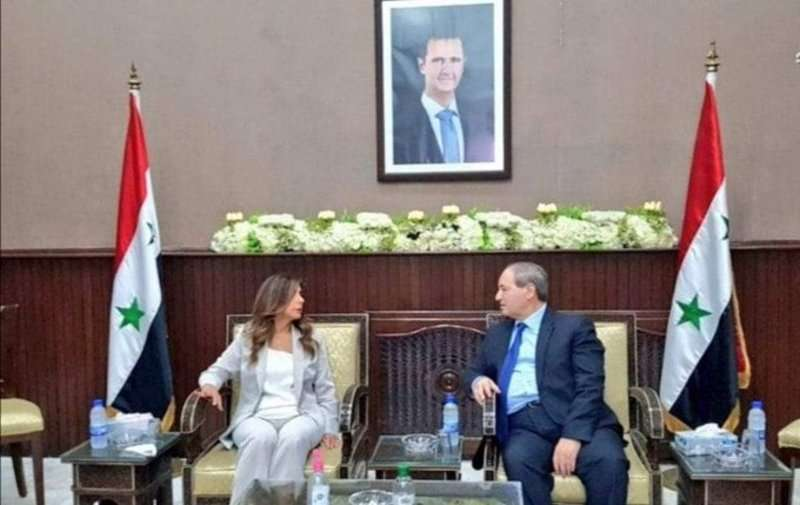 Lebanese criticize their country's delegation to Syria… and the reason?, Arabic newspaper -Profile News