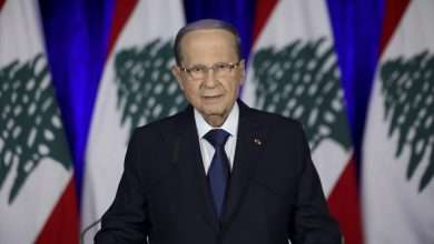 """Lebanon is a """"qualitative"""" step towards reforms, and Michel Aoun promises something very important at the end of his term, Arabic newspaper -Profile News"""