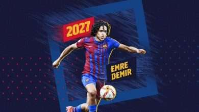With an imaginary penalty clause, Barcelona completes the contract with the expected Turkish talent in the world of football, Arabic newspaper -Profile News