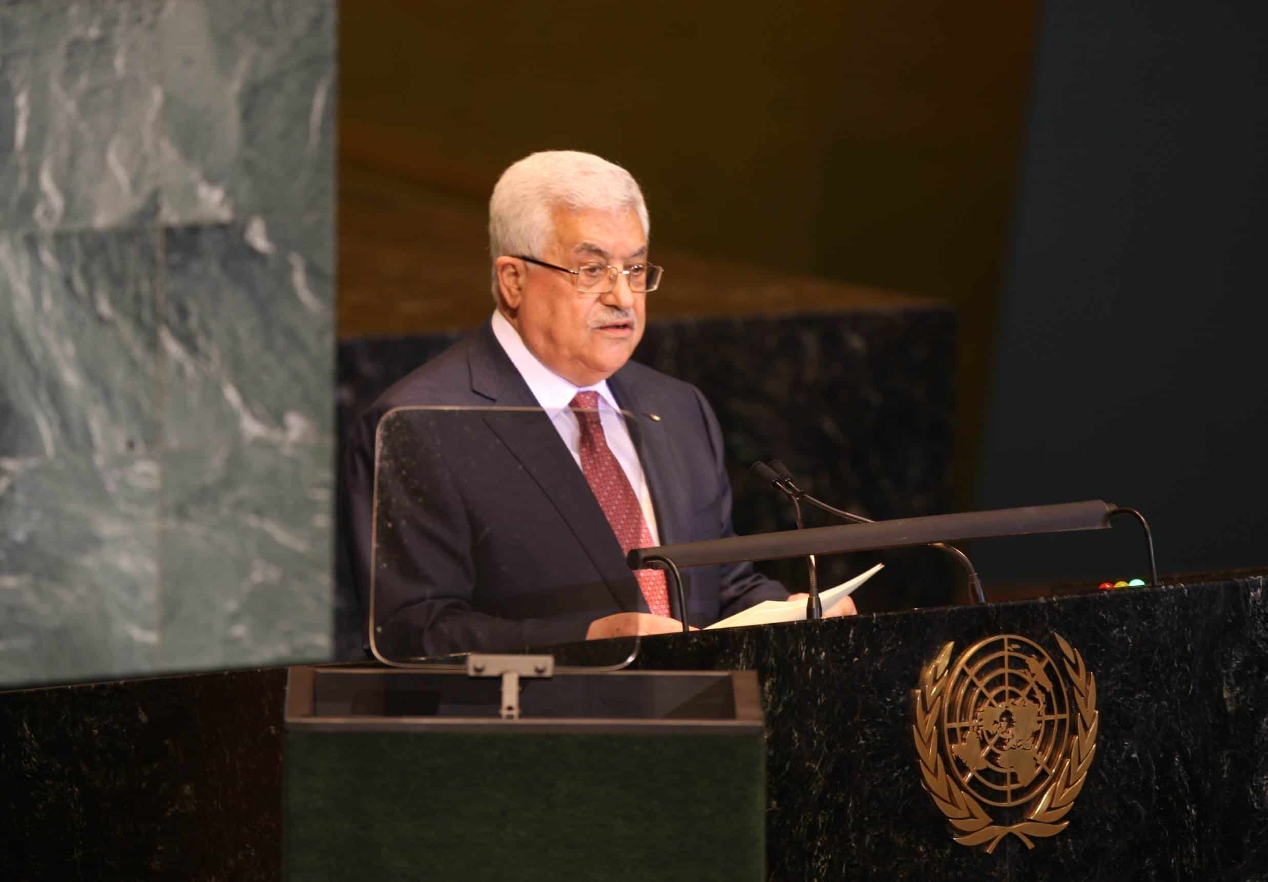 Abbas warns Israel, Arabic newspaper -Profile News