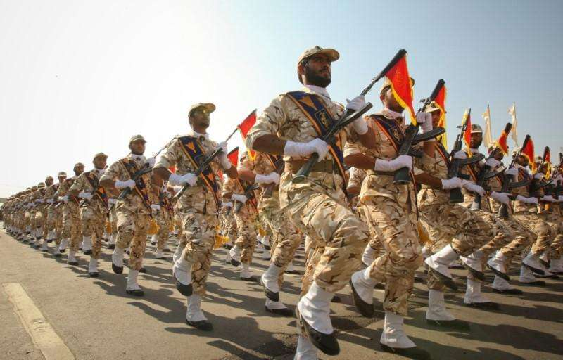 The Revolutionary Guards vow to expel America from the region, Arabic newspaper -Profile News