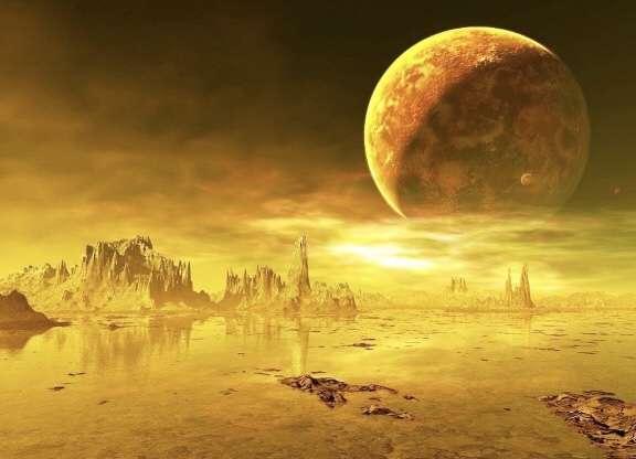 اكتشاف فضائي هام للغاية من شأنه أن يجعل جميع سكان الأرض أغنياء!!!, صحيفة عربية -بروفايل نيوز