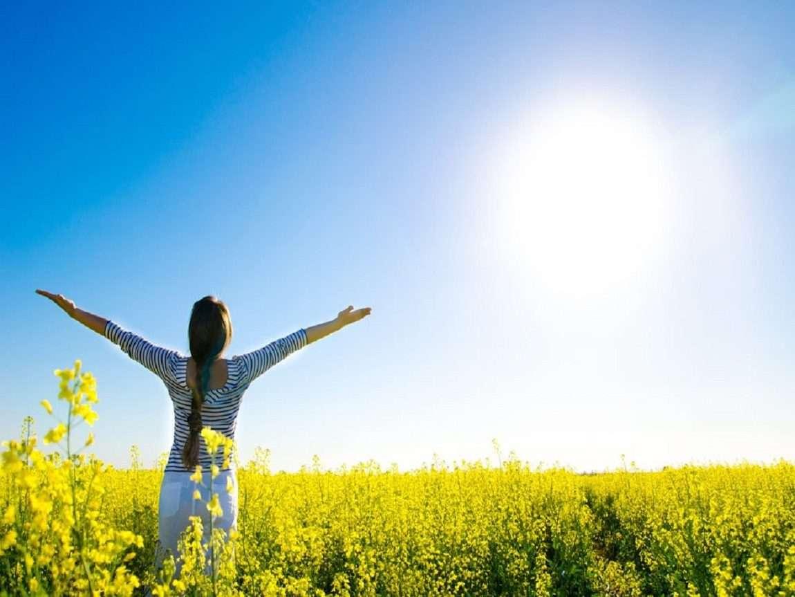 الوقت الأفضل للحصول على فيتامين د من الشمس, صحيفة عربية -بروفايل نيوز