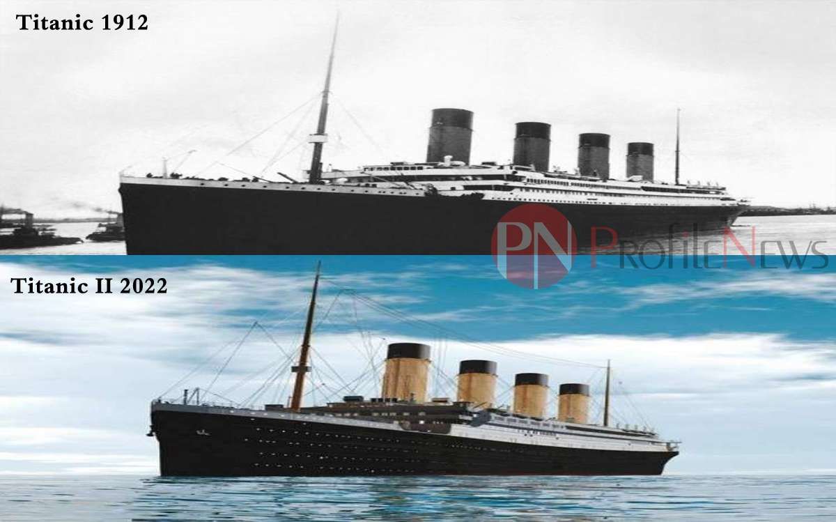 سفينة تايتانيك الشهيرة تعود للحياة مجدداً وستخوض ذات الرحلة العام القادم, Arabic newspaper -Profile News