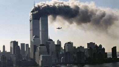 Pictures from the September 11 attacks are presented for the first time! (photo), Arabic newspaper -Profile News