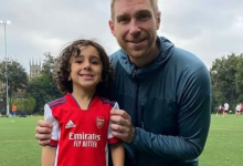 Watch .. Arsenal sign a 4-year-old player only, Arabic newspaper -Profile News