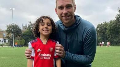 شاهد.. أرسنال يتعاقد مع لاعب عمره 4 سنوات فقط, صحيفة عربية -بروفايل نيوز