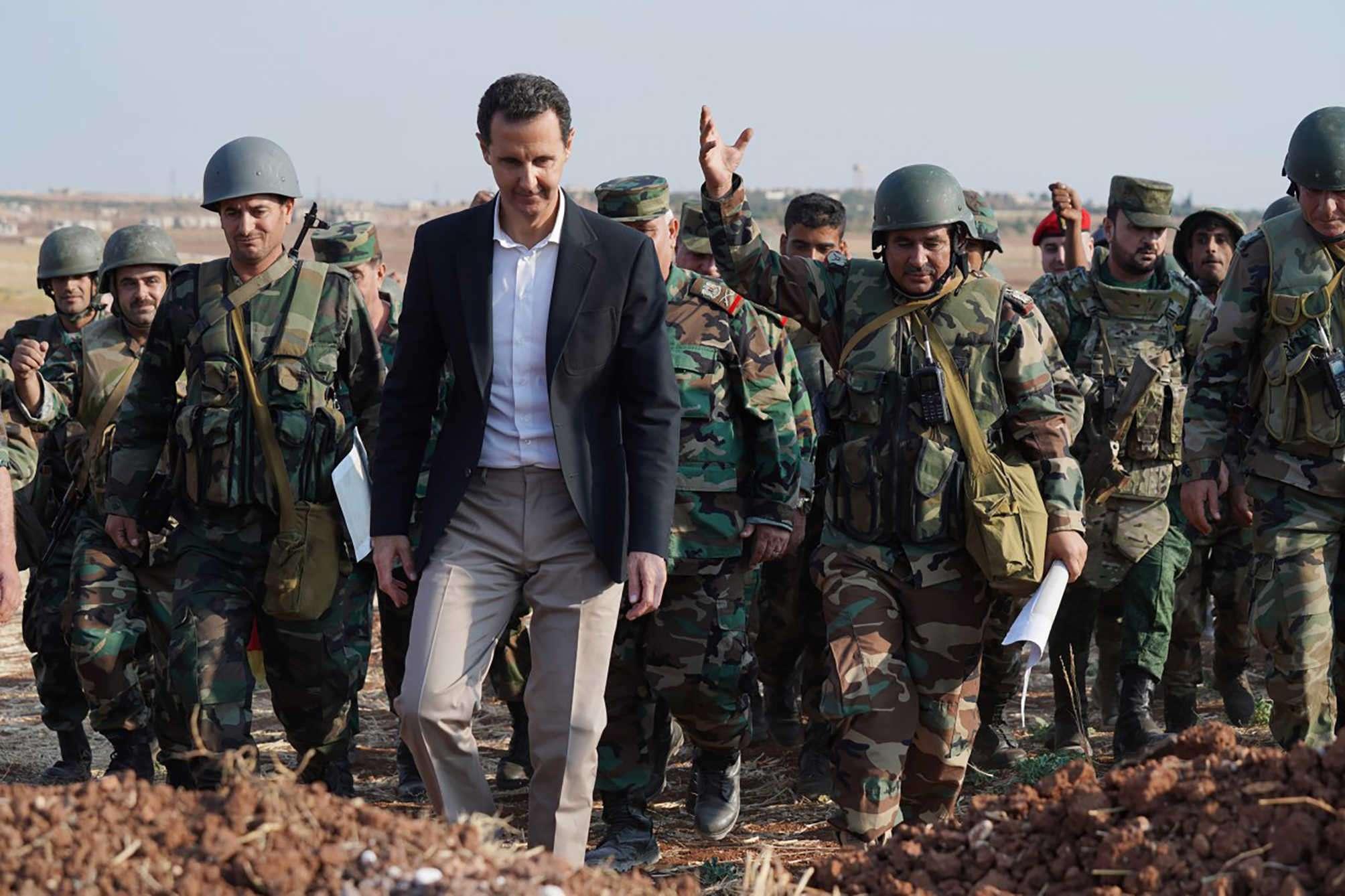 الأسد يصدر قرارا يخص الجيش, صحيفة عربية -بروفايل نيوز