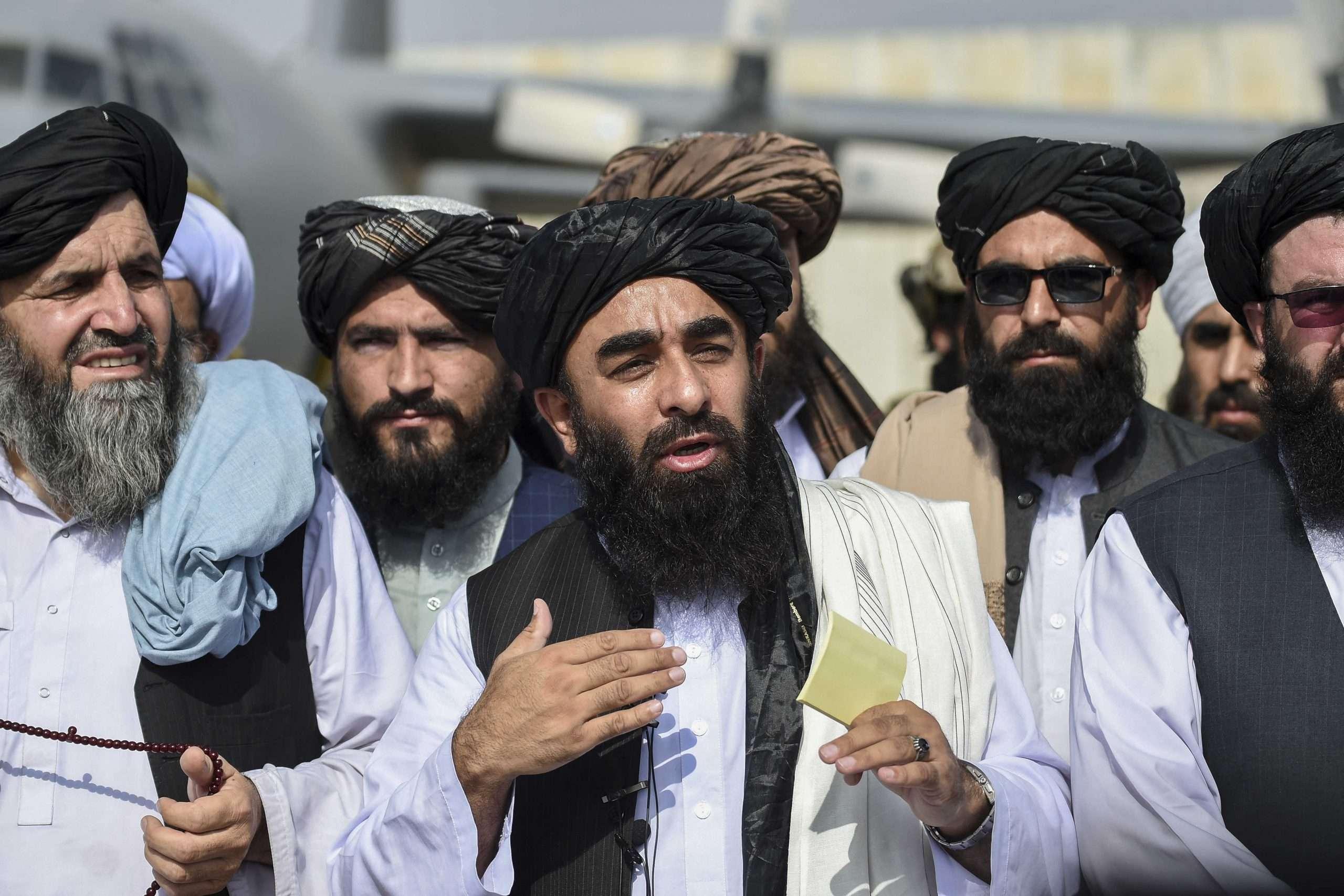 الحكومة الأفغانية: طالبان يمكنها القضاء على داعش, صحيفة عربية -بروفايل نيوز