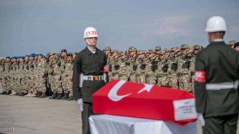 مقتل جندي تركي شمال سوريا, صحيفة عربية -بروفايل نيوز