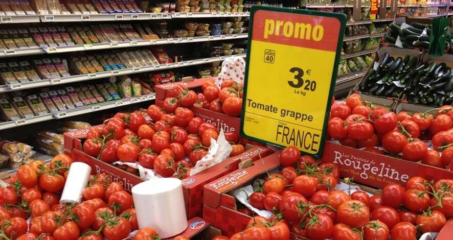 Consumer prices have skyrocketed in Europe, Arabic newspaper -Profile News