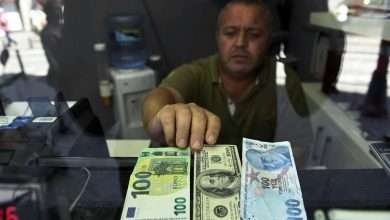 The Turkish lira falls to a historical level against the dollar, Arabic newspaper -Profile News
