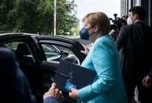 Merkel worried about the European Union!, Arabic newspaper -Profile News