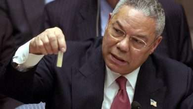 وفاة وزير الخارجية الأمريكي السابق كولن باول, صحيفة عربية -بروفايل نيوز