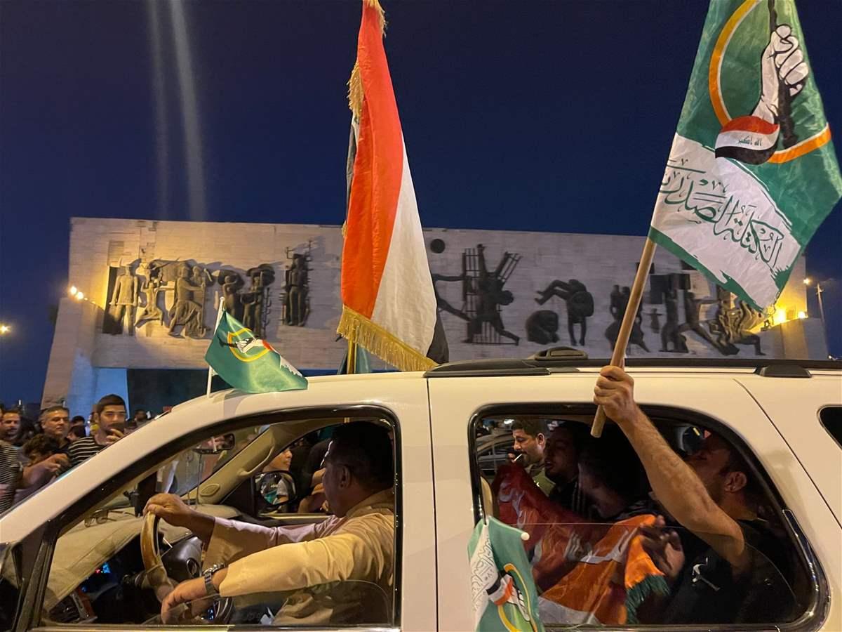 صدور النتائج الأولية للانتخابات العراقية, صحيفة عربية -بروفايل نيوز