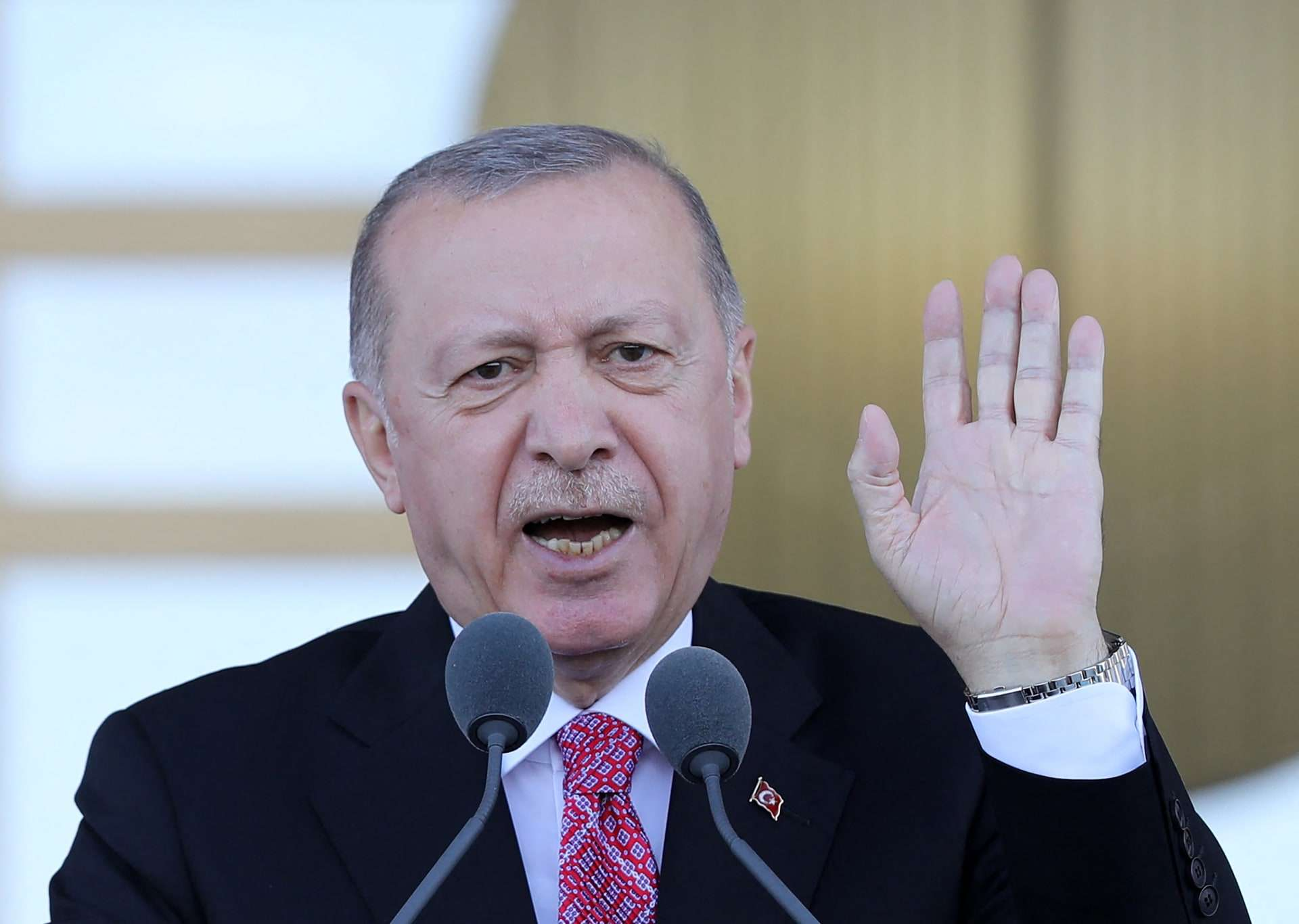 Erdogan: The attack in northern Syria broke the camel's back, Arabic newspaper -Profile News