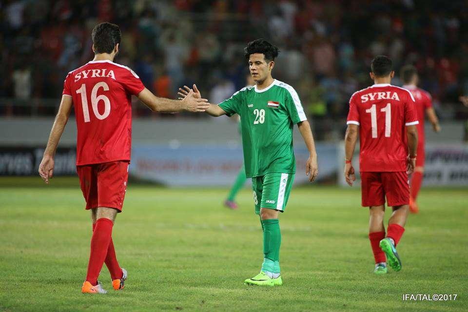 Penalty kicks decide the match between Syria and Saudi Arabia, Arabic newspaper -Profile News