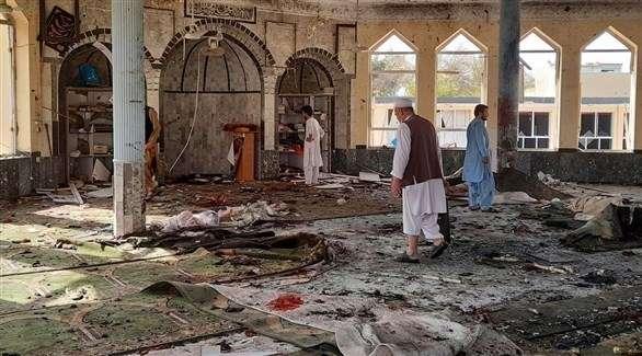 مئات القتلى والجرحى في أعنف انفجار شهته أفغانستان منذ استيلاء طالبان على الحكم, صحيفة عربية -بروفايل نيوز