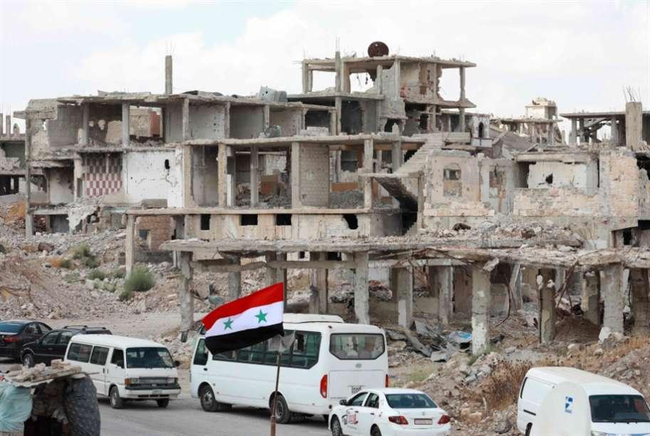 بلدات جديدة في درعا تتجهز لدخول التسوية, صحيفة عربية -بروفايل نيوز