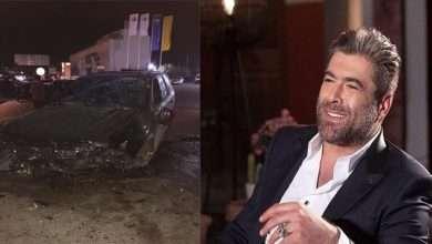 الفنان اللبناني وائل كفوري يتعرض لحادث سير مروّع, صحيفة عربية -بروفايل نيوز