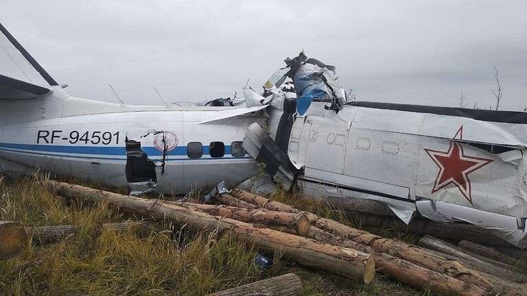 Dead and injured in a plane crash in southern Russia, Arabic newspaper -Profile News