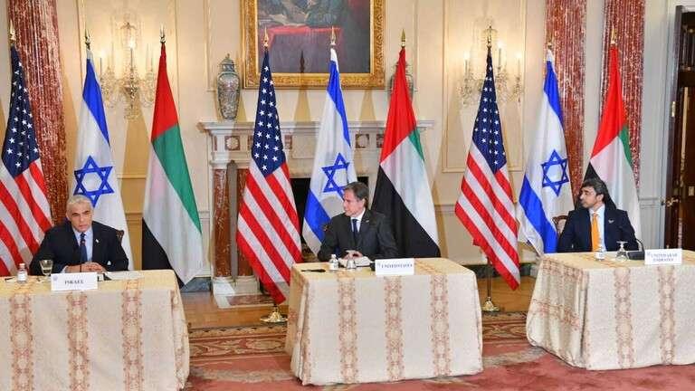 الإمارات: راضون عن علاقتنا بإسرائيل, صحيفة عربية -بروفايل نيوز