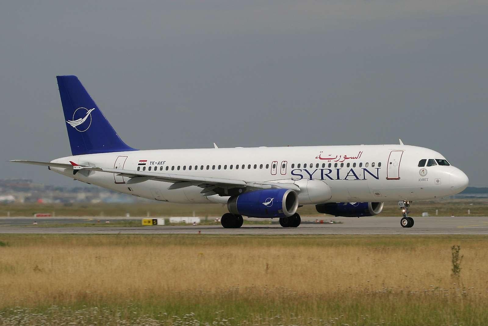 سوريا تنفي سقوط طائرة ركاب في المتوسط, صحيفة عربية -بروفايل نيوز
