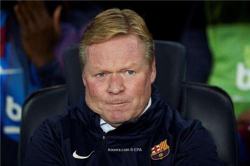 Barcelona coach announces his stay in the club!, Arabic newspaper -Profile News