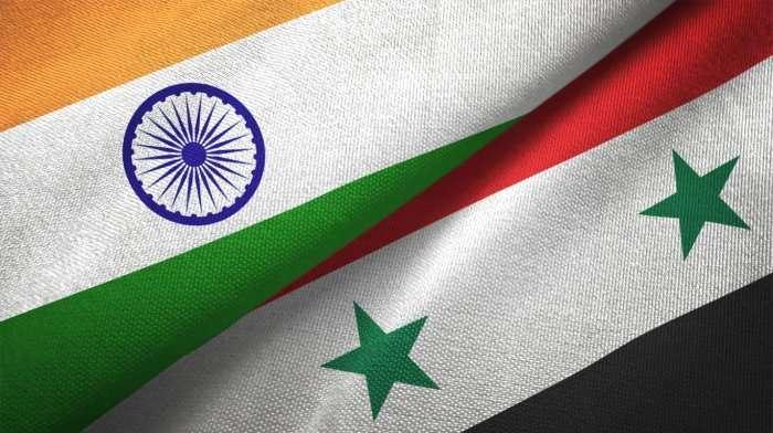 انفتاح اقتصادي هندي تجاه دمشق اعادة اعمار وتبادل تجاري, صحيفة عربية -بروفايل نيوز