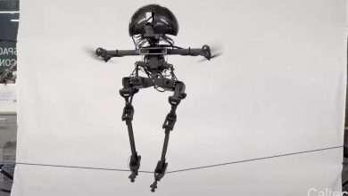 الروبوت LEO على هيئة إنسان وقادر على المشي والطيران ومواهب أخرى عديدة تعرّف عليها, صحيفة عربية -بروفايل نيوز