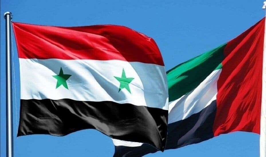 A Syrian-Emirati agreement to boost the economy, Arabic newspaper -Profile News