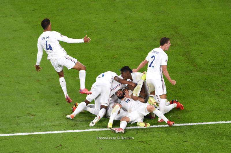 A very dramatic match, France overturned its delay to beat Belgium to meet Spain in the final, Arabic newspaper -Profile News