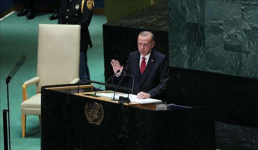 تركيا تسخر من الأمم المتحدة, صحيفة عربية -بروفايل نيوز
